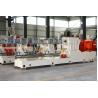 China Twin screw extruder filler masterbatch granulator PP PE granules making machine wholesale