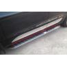 Quality Porsche Macan Auto Body Trim Parts Stainless steel Side Door Trim for sale