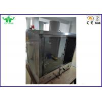Buy cheap 45° Single Core Cable Flammability Testing Equipment GB/T 25085 0.1 L ~ 1 L / from wholesalers