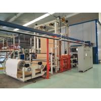 China Modern Design Carpet Backing Machine , PVC Floor Tile Production Line wholesale