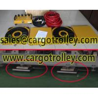 China Air Bearing turntables features and pictures on sale