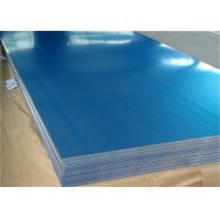 China 6181 T4 Automotive Aluminum Sheet 0.8 - 1.5mm Thick For Car Body Outer Plate wholesale