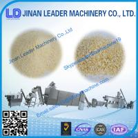 China balls or Strip Bread Crumb Production Line wholesale