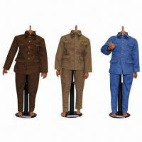China Custom Action Figure Uniforms for 12-inch Articulated Dolls wholesale