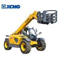 China Telescopic Handler Side Compact Wheel Loader Forklift Four Wheel Drive wholesale