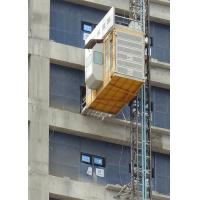 Buy cheap Heavy Duty Rack Pinion Passenger And Material Hoist Highly Speed SC250(BG) KP from wholesalers