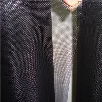 Buy cheap High Tensile Plain Steel Wire Mesh/Black Wire Cloth/Mild Steel Netting from wholesalers