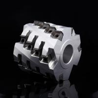 China Aluminum Body Helical Head Planer , High Performance Shaper Cutter Heads wholesale
