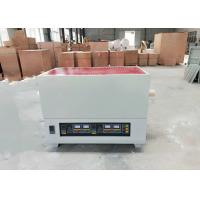 China Muffle Dental Lab Furnace All Touch Screen Control  For Dental Lab Use wholesale