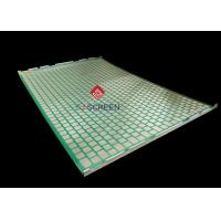 China 2000 48- 30 PWP Shale Shaker Screen Stainless Steel Fine Wire Mesh API Certification wholesale