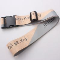 China Hot sale Factory sale adjustable luggage strap in many style on sale