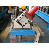 Manual / Hydraulic Ceiling Roll Forming Machine , Steel Frame Roll Forming Machine 4KW
