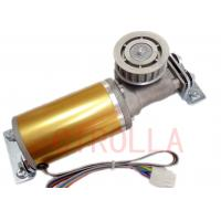 China Round Sliding Glass Electric Door Motor Heavy Duty 24V DC Brush less 75W wholesale