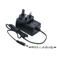 China 100 - 240Vac Ac / Dc Switching Power Supply 1.5A 18W Uk Mains For Led Strip wholesale