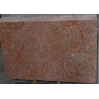Buy cheap Rose Red Marble Tile, Decorative Natural Agate Floor Tiles Dolomite Type from wholesalers