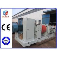 China 25-50 Kg Per Time Rubber Mixing Machine Durable With Hardened Gear Reducer wholesale