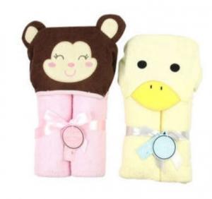 China Animal towel hooded wholesale