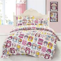 China New arrival Plants vs zombies children lovely sheets with different plants funny colourful wholesale