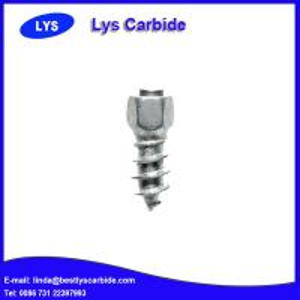 China Tungsten carbide snow screw tire studs wholesale
