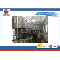 China Commercial Carbonated Drinks Filling Machine Complete Carbonated Soft Drink Production Line wholesale