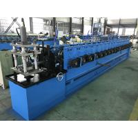 Quality Wall panel structure Solar Roll Forming Machine 18.5KW 1.5 - 2.5mm wholesale