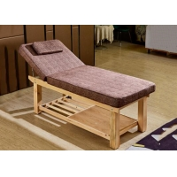 China 80cm Width Portable Beauty Couch Bed wholesale