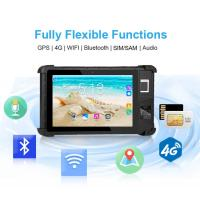 China USB Android Bluetooth Wifi  OTG Support Biometric Fingerprint Time Attendance Scanner HFSecurity FP08 wholesale