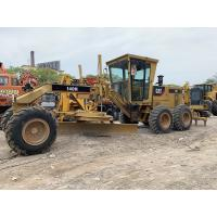 China 5 Shanks Ripper Used Caterpillar 140H Motor Grader/CAT 140 Grader Made in Brazil wholesale