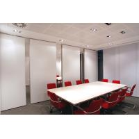 China Sliding Home Fabric Office Accordion Partition Walls Movable Demountable wholesale