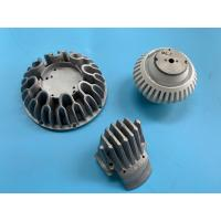 Buy cheap OEM\ODM Zinc Die Casting Products Smooth Surface For Aluminum Heat Sink from wholesalers