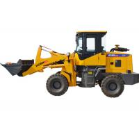 China Hydraulic Articulated Mini Wheel Loader 920T Small Tractor With 1000kg Rated Load wholesale