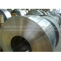 China Metal Stamping 304 316 Stainless Steel Strips / Thin Stainless Steel Sheet wholesale