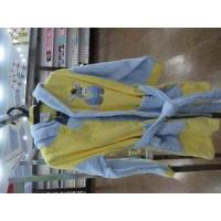 Plain Dyed Terry Children′s Bathrobe