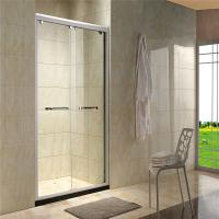 China Modern Design North America Popular Double Sliding Shower Enclosure wholesale