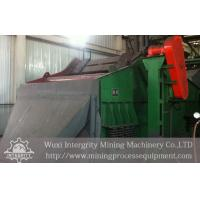 China Linear Motion Dewatering Vibrating Screen Separator Mineral Benefication wholesale