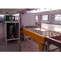 Buy cheap CE Standard Auto Glass Powdering Glass Production Line Plc Control from wholesalers