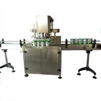 China Stainless steel can capping machine can seamer canning machine wholesale