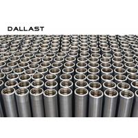 Buy cheap Seamless Type Tube Chrome Plated Rod Hydraulic System 0.15/1000mm Roughness from wholesalers