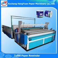 Quality Full Automatic Embossing Toilet Paper Rewinder for sale