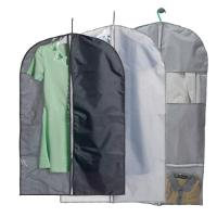 China Custom Printing Washable Non Woven Garment Bag To Keeping Cloth Cleaning wholesale
