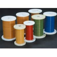 Buy cheap Transformer Enamel Coated Copper Wire 0.1 - 0.3mm Triple Insulated Litz Wire from wholesalers