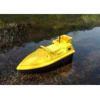 China Fishing bait boat DEVC-103 yellow DEVICT DESS autopilot radio control brushless motor for bait boat wholesale
