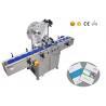 China 15 - 110mm Label Height Flat Label Applicator Automatic Sticker Labeling Machine wholesale