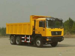 China 10.8L Displacement 8x4 375hp Heavy Duty Dump Truck SX3316DT366 wholesale