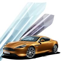 China High quality 2ply SRC plastic auto window metal tinting film in 1.52*30m wholesale