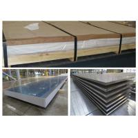 China Thin Alloy 6010 T4 AluminumSheet , Automobile Outer Plate Alu 6010Plate wholesale
