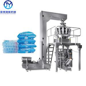 China Ice Cubes SUS304 Pneumatic Granular Packing Machine OPP wholesale