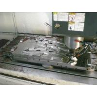 Plastic Sunshield Upper And Lower Auto Parts Mould Overmold Tooling