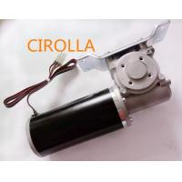 China Round and Black DC MOTOR of High Quality , Light Weight and Low Noise with CCC/CE/SGS cerficate wholesale