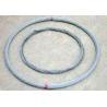 Soft Loop Steel Cable Slings Hand Tucked Spliced Din Bs Jis Astm Standard for sale